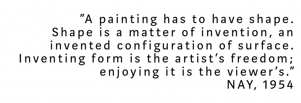 Ernst Wilhelm Nay - Quotation