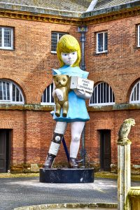 Hirst Charity Houghton Hall