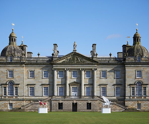 Houghton Hall Damien Hirst