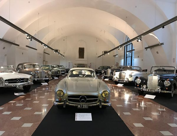 Mercedes-Benz Nationalbibliothek Wiesenthal