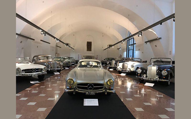 Mercedes-Benz Nationalbibliothek Wiesenthal