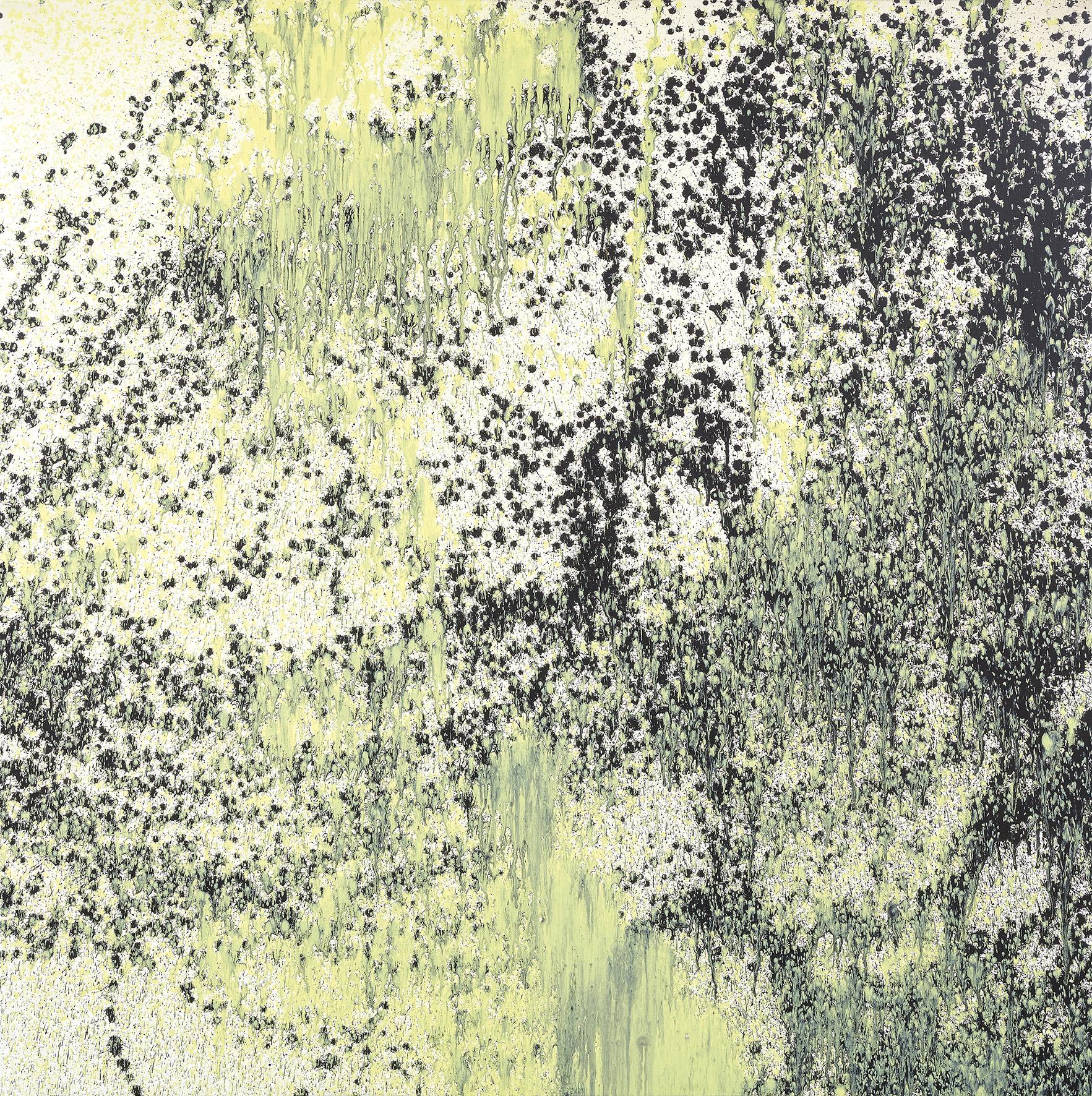 Hans Hartung, T 1989-H5, 1989, acrylic on canvas, 180 x 180 cm, estimate € 90.000 – 120.000
