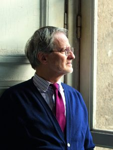 Giulio Paolini. Foto © Luciano Romano, Napoli. Courtesy Fondazione Giulio e Anna Paolini, Torino.