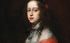 Justus Sustermans (Antwerp 1597–1681 Florence), Portrait of Maria Leopoldine von Habsburg-Tirol, Holy Roman Empress (1632–1649), oil on canvas, 72 x 58 cm, estimate €60,000 – 80,000