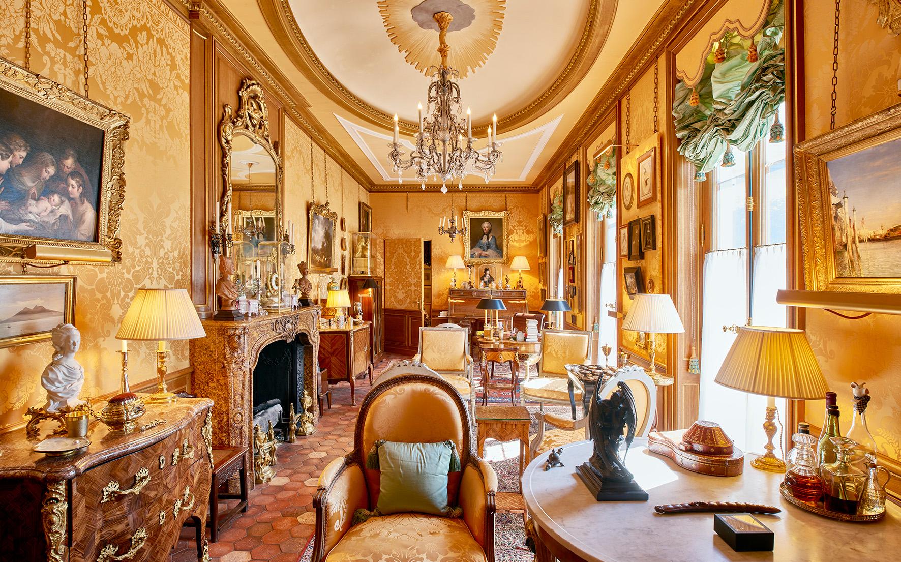 18th Century Grand Salon, Photo: Leo Fabrizio