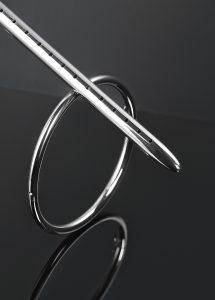 Lucio Fontana, Anti-Sofia-Armband, MOD LF2, 1967, 800er-Silber, fein ausgeführt, 20 cm Schätzwert € 20.000 – 30.000