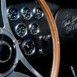 Dashboard of the 1963 Shelby Cobra 289 Mk. I