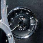 Tachometer der 1963 Shelby Cobra 289 Mk. I
