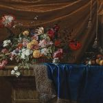Jean Michel Picart, A still life with a basket of flowers and fruit - Old Master Paintings 25th April 2017, € 200,000 - 300,000