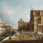 Michele Marieschi, Campo di San Giovanni e Paolo - Old Master Paintings 25th April 2017, € 300,000 - 400,000