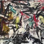 Emilio Vedova, Tensione, 1959, Schätzwert € 150.000 - 200.000