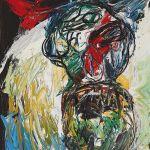 Karel Appel, L'herbe de la vie, 1962, Schätzwert € 50.000 - 70.000