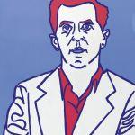 Otto Muehl, Ludwig Wittgenstein, 1989, Schätzwert € 40.000 - 60.000