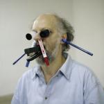 Erwin Wurm, One Minute Sculptures, 1997 Foto: Studio Erwin Wurm