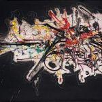 abstrakte Kunst, Mathieu, informel, tachismus