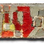 flächen de stael Nicolas abstrakte Kunst informel