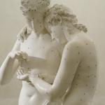 Martin Beck Antonio Canova, Amor and Psyche, plaster model, late 18th century, Gipsoteca Museo Canova, Passagno, Italy, 2017 Courtesy Martin Beck and 47 Canal, New York