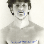 Jan Fabre, Lad of the Bic Art (self-portrait), 1980-2007, Collection Angelos bvba, © Angelos bvba