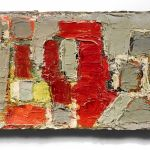 Nicolas de Stael, Komposition, 1950, erzielter Preis € 405.600