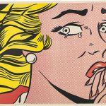 Roy Lichtenstein - Crying Girl, € 72.500