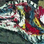Karel Appel, Earth Bird, 1955