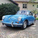 1964 Porsche 356 C 1600