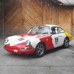 1965 Porsche 911 Ex-Armin-Zumtobel,-Ex-Walter-Röhrl