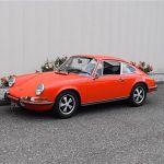 1970 Porsche 911 E 2.2 Liter