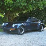 1985 Porsche 930 Turbo 3.3-Liter