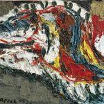 Karel Appel, Earth Bird